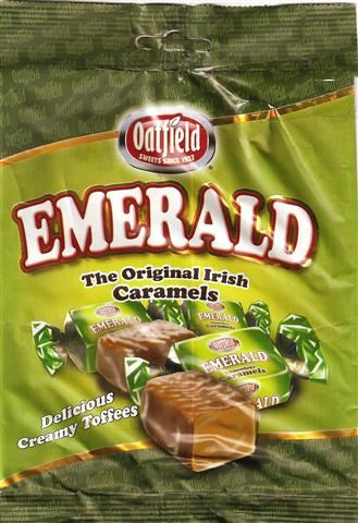 Oatfield Emerald Chocolate Caramels